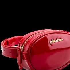 Marsupio in vernice rosso, Borse, 113309843VEROSSUNI, 003 preview