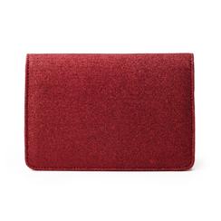 Borsa rossa glitter, Primadonna, 145122414GLROSSUNI, 003 preview