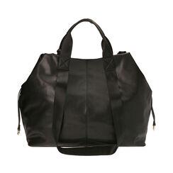 Maxi-bag nera, Primadonna, 172392506EPNEROUNI, 003 preview