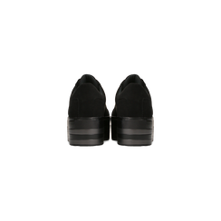 Sneakers nere suola platform multistrato, Primadonna, 122818575MFNERO036, 003 preview