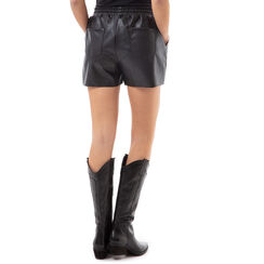 Shorts neri , Primadonna, 176530100EPNEROL, 002a