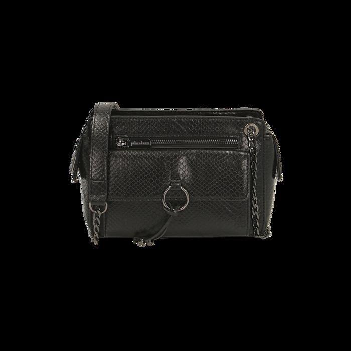 Petit sac noir imprimé vipère, Primadonna, 16D938308EVNEROUNI