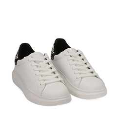 Zapatillas color blanco, Primadonna, 162602011EPBIAN035, 002a