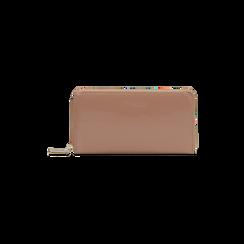 Portafoglio nude in ecopelle vernice , Borse, 122200896VENUDEUNI, 001 preview