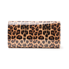 Pochette leopard in vernice, Borse, 145122502VELEOPUNI, 003 preview