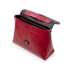 Borsa rossa in eco-pelle , Borse, 14D984150EPROSSUNI, 004 preview