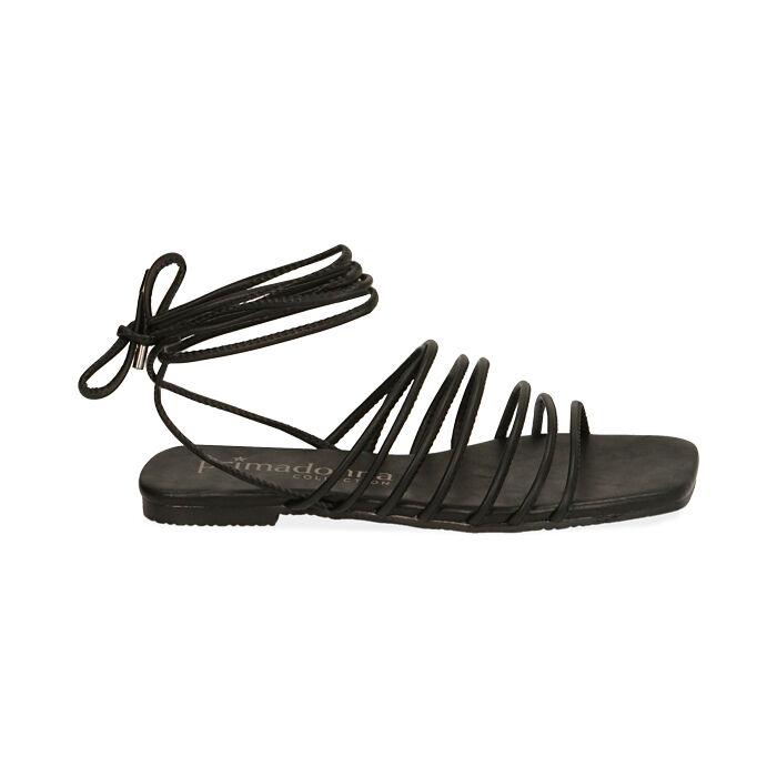 Sandali neri , Primadonna, 174905213EPNERO035