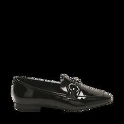 Mocasines de charol negro, Primadonna, 164822735VENERO035, 001a
