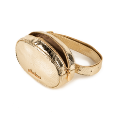 Marsupio oro stampa vipera, Primadonna, 155100843EVOROGUNI, 004 preview
