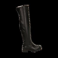Botas mosqueteras negro, Primadonna, 163003606EPNERO037, 001a