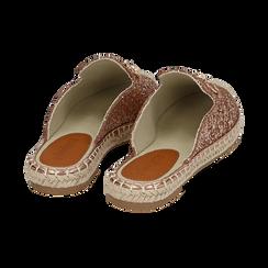 Slippers oro rosa glitter, Primadonna, 154951159GLRAOR036, 004 preview
