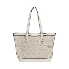 Maxi-bag blanc, Primadonna, 172301047EPBIANUNI, 003 preview