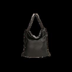Grand sac noir bottalata, Primadonna, 16F502403ELNEROUNI, 001 preview