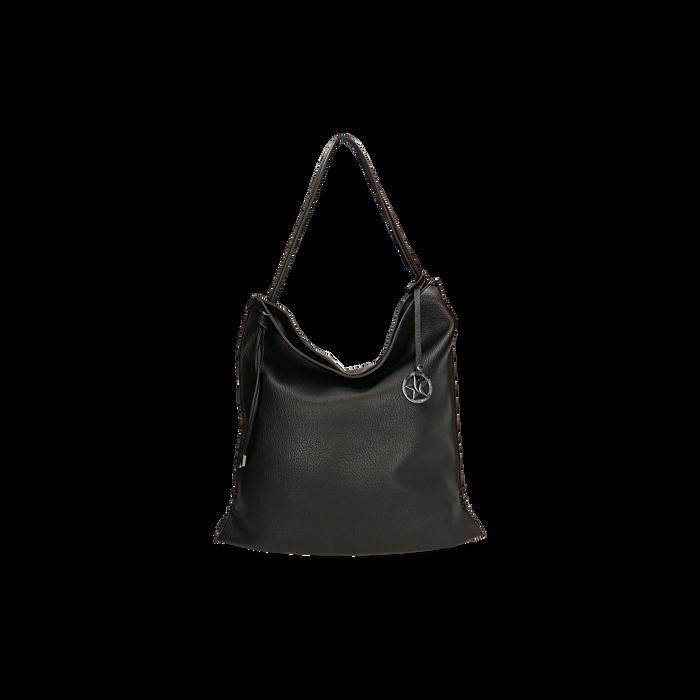 Grand sac noir bottalata, Primadonna, 16F502403ELNEROUNI