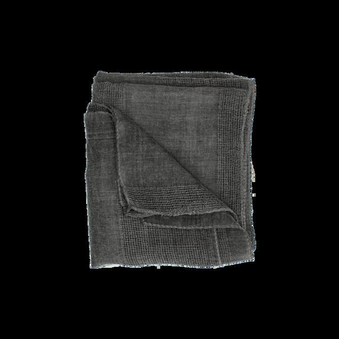 Pashmina grigia in tessuto , Abbigliamento, 14B404026TSGRIG3XL
