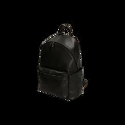 Sac à dos noir bottalato, IDEE REGALO, 16D982808ELNEROUNI, 002 preview