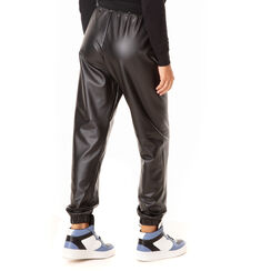 Pantalon de jogging noir, Primadonna, 18B400303EPNEROM, 002a