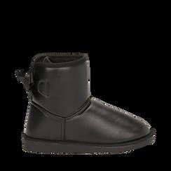 Bottines d'hiver noires , Primadonna, 169916015EPNERO037, 001a