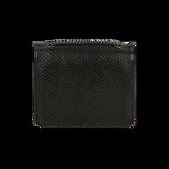Petit sac noir imprimé vipère, Primadonna, 165108225EVNEROUNI, 003 preview