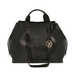 Maxi-bag nera, Primadonna, 172392506EPNEROUNI, 001a
