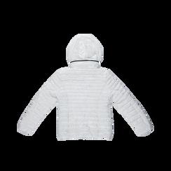 Piumino bianco Donna in Tessuto Tecnico, Abbigliamento, 128500501TSBIAN, 006 preview