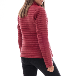 Piumino rosso in nylon, Abbigliamento, 148500573NYROSS3XL, 002a
