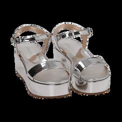 CALZATURA ZEPPA SPECCHIO ARGE, Zapatos, 154912301SPARGE036, 002