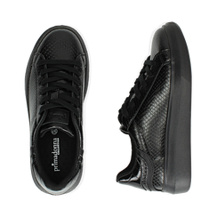 Sneakers nere stampa vipera , Primadonna, 162602011EVNERO036, 003 preview