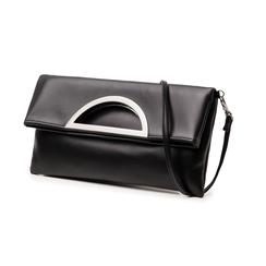 Pochette estensibile nera in eco-pelle, Primadonna, 145108714EPNEROUNI, 004 preview