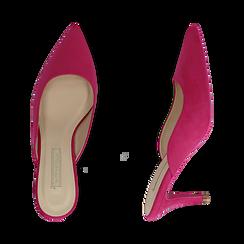 CALZATURA SABOT MICROFIBRA FUCS, Chaussures, 152133675MFFUCS037, 003 preview