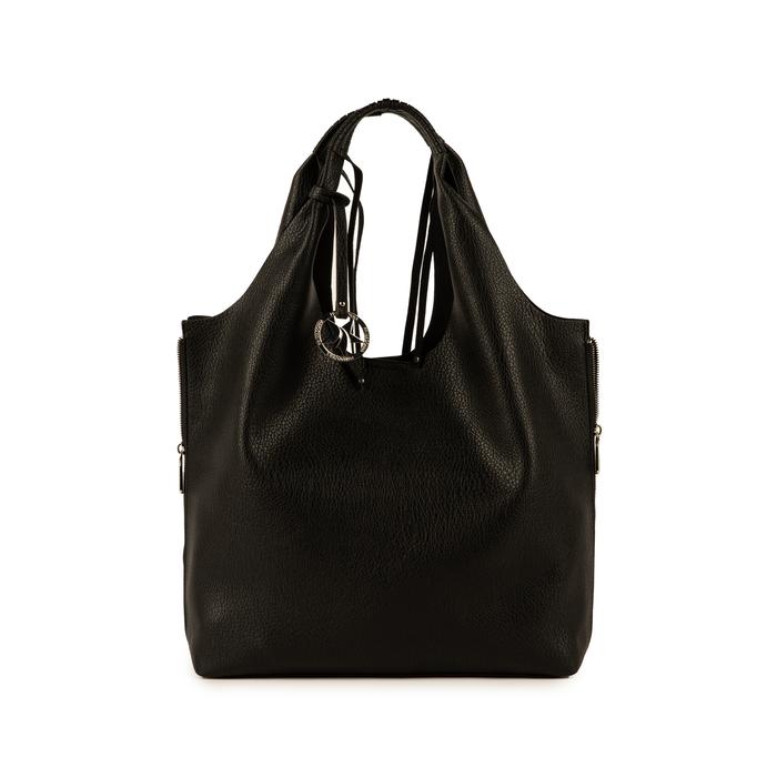 Maxi-bag nera, Borse, 155702557EPNEROUNI