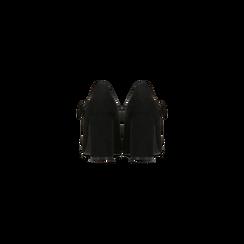 Décolleté Mary Jane nere, tacco 10 cm, Scarpe, 124912022MFNERO, 003 preview