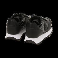 Sneakers nere in vernice, Primadonna, 162619079VENERO036, 004 preview