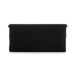 Pochette estensibile nera in microfibra , Borse, 135700150MFNEROUNI, 003 preview
