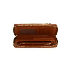 Portafogli cognac, Primadonna, 175122518EPCOGNUNI, 003 preview