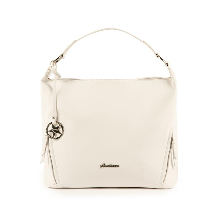 Maxi-bag de ecopiel en color blanco, Bolsos, 153783218EPBIANUNI