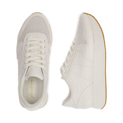Sneakers bianche, Primadonna, 177519501EPBIAN035, 003 preview