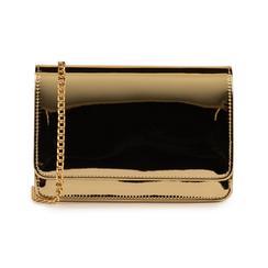 Borsa oro effetto mirror, Primadonna, 155122414SPOROGUNI, 001 preview