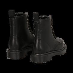 Botas militares en color negro, Primadonna, 162801501EPNERO035, 004 preview