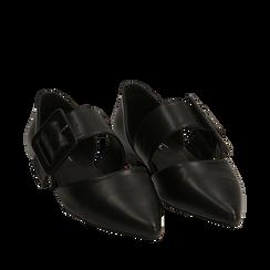 Ballerine a punta nere, Primadonna, 164936161EPNERO036, 002a