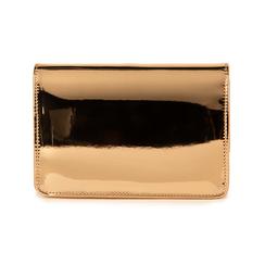 Borsa oro rosa effetto mirror, Primadonna, 155122414SPRAORUNI, 003 preview