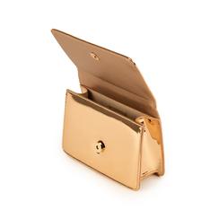 Borsa oro rosa effetto mirror, Primadonna, 155122414SPRAORUNI, 004 preview