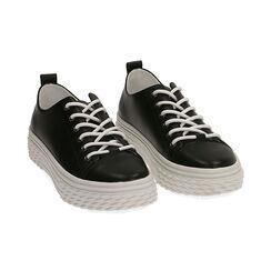Sneakers nere, Scarpe, 172822110EPNERO035, 002 preview