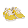 Dad shoes en tejido tecnico color amarillo