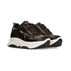 Sneakers dad shoes leopard