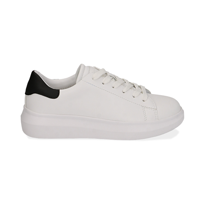 Sneakers blanco/nero