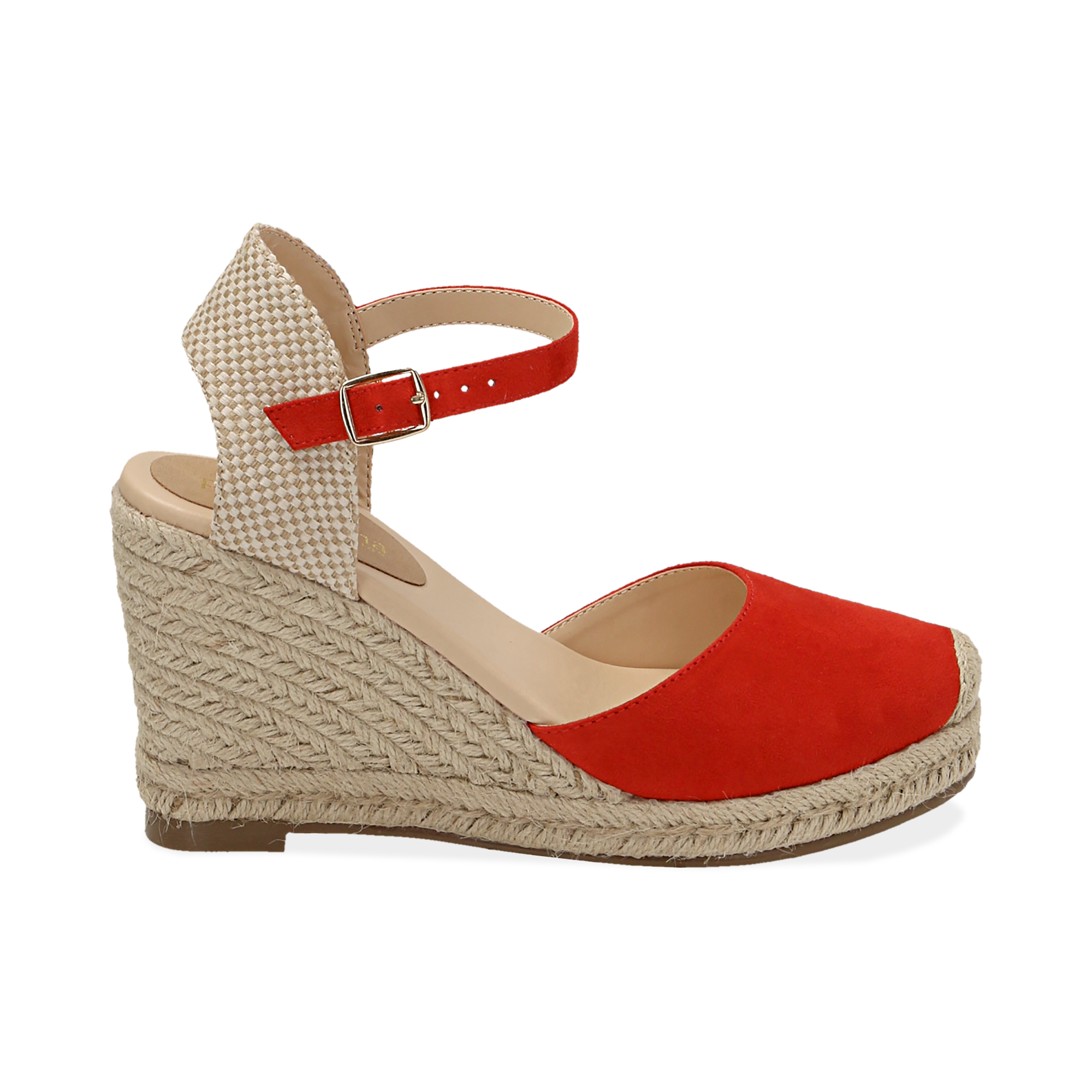 WOMEN SHOES ESPADRILLAS MICROFIBER CORA